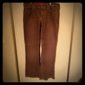 Vintage Abercrombie and Fetch brown corduroy 6